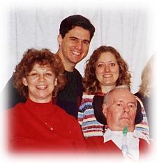 Michelle w family